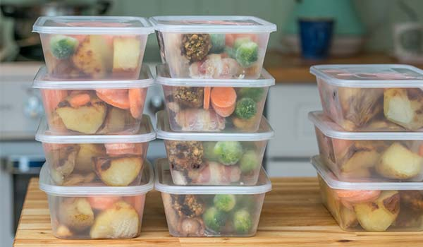 Averitt driver healthy eating meal planning
