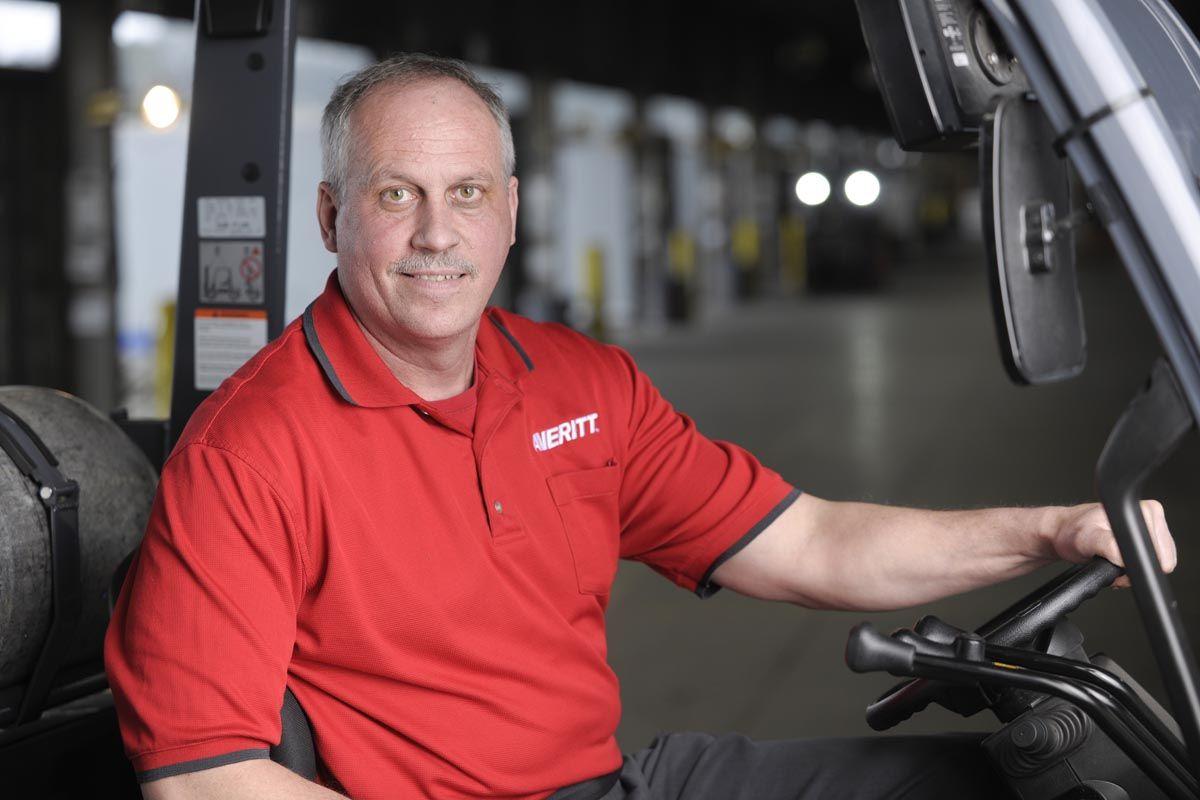 Forklift Safety Averitt