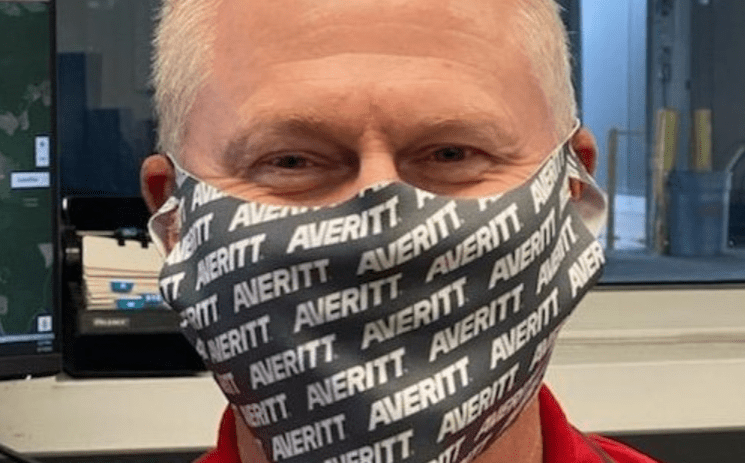 Averitt Face Coverings COVID